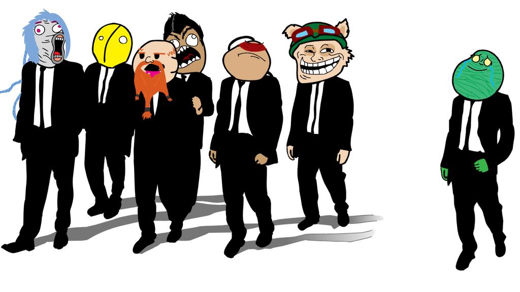 League Of Legends Meme Face The Meme Faces of Leag...