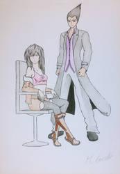 Reiko and Kazuya