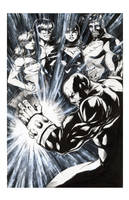 Argo Comics Piece by IanNichols