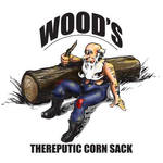 Wood Corn Sack
