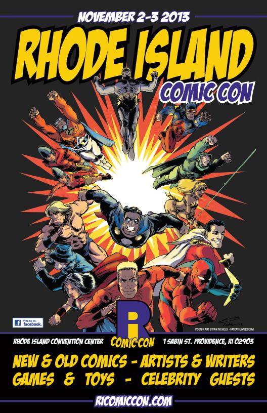 Rhode Island Comic Convention