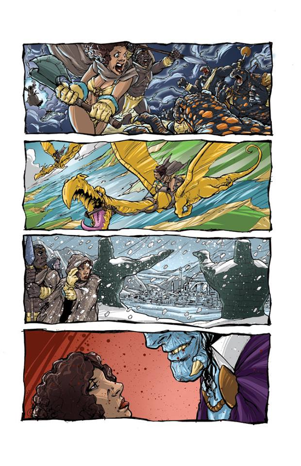 Preview Page From Hellena 0 by IanNichols