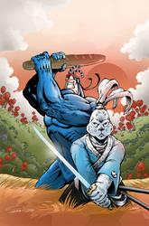 Usagi Yojimbo #1 IDW Variant Cover