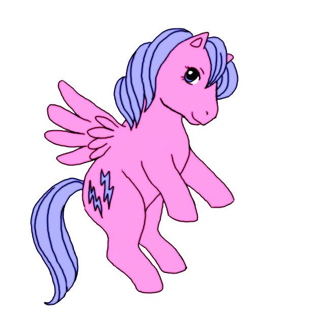 Firefly from My little pony by Darci-San