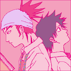 More Renji x Tatsuki by Darci-San