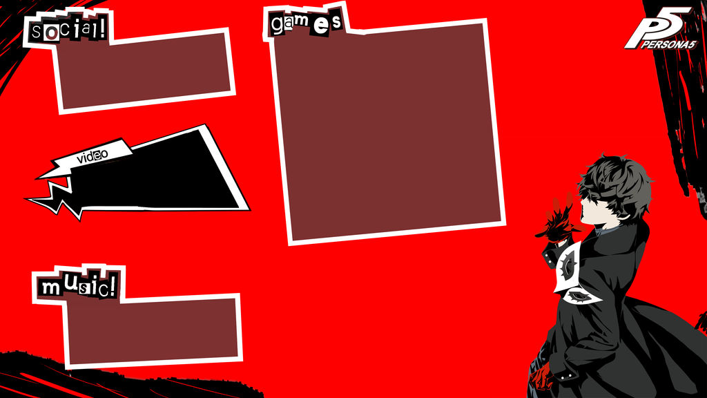 Persona 5 Wallpaper by KageGengar ...