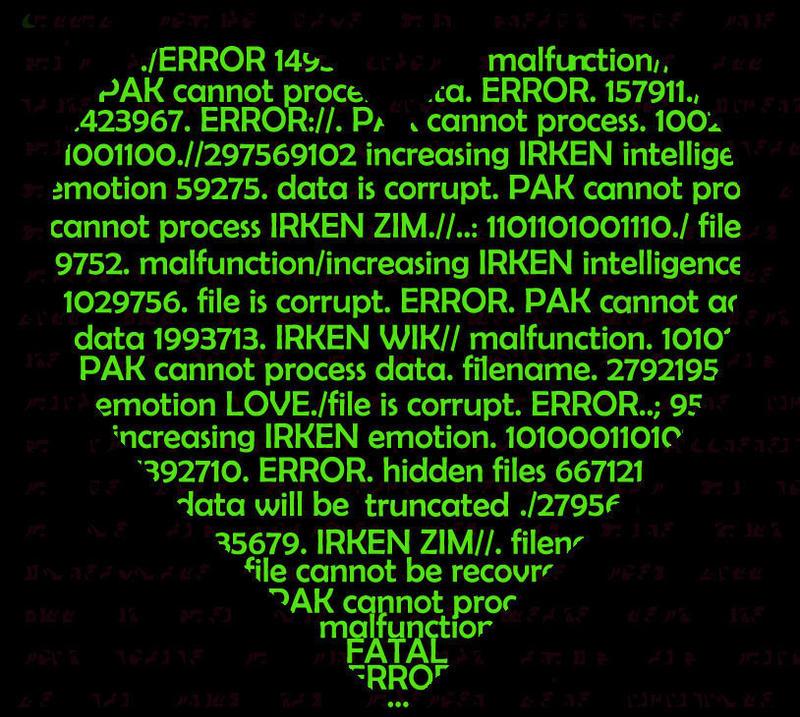 Fatal Error by WindWo1f
