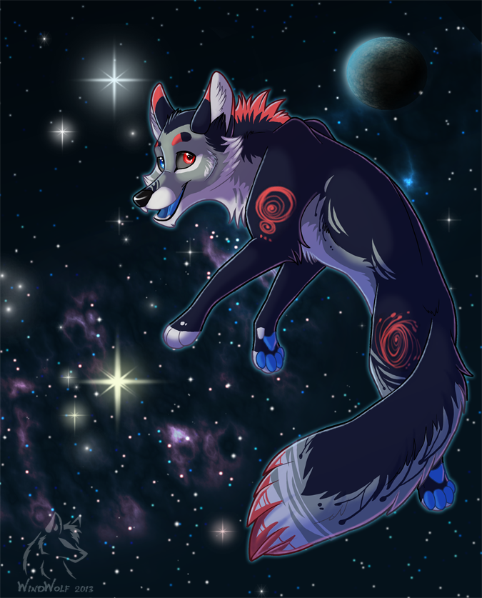 Nebula by WindWo1f
