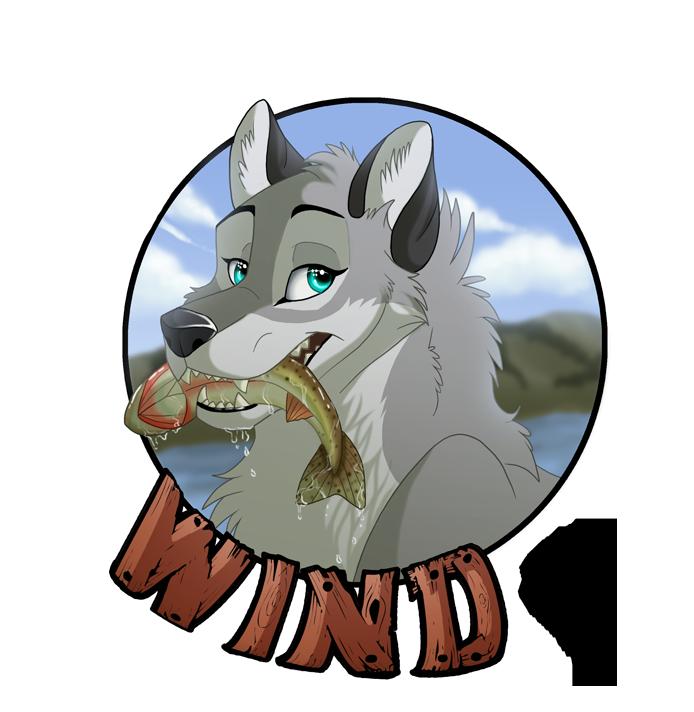 Fishing Badge by WindWo1f