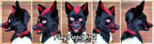 Fang Fursuit Head