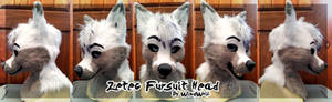Zetec Fursuit Head