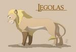 Lionized Legolas
