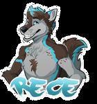 Rece Badge