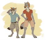 Coyote Siblings