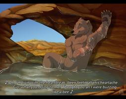 A Desert Bath