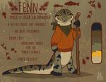 Fenn by AspenWynd