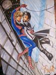 Spider-Dom and Matthew-James
