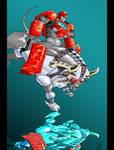 Cybertronian Rodeo Champion