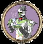 Minimus Ambus Tea Time (Commission)