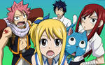 Fairy Tail's Strongest Team