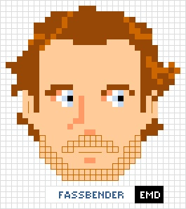 ExCell Character - Fassbender by L3ynx