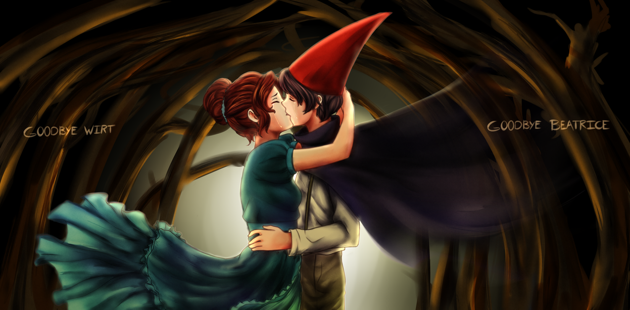 Over The Garden Wall: Goodbye by Mgx0 on DeviantArt