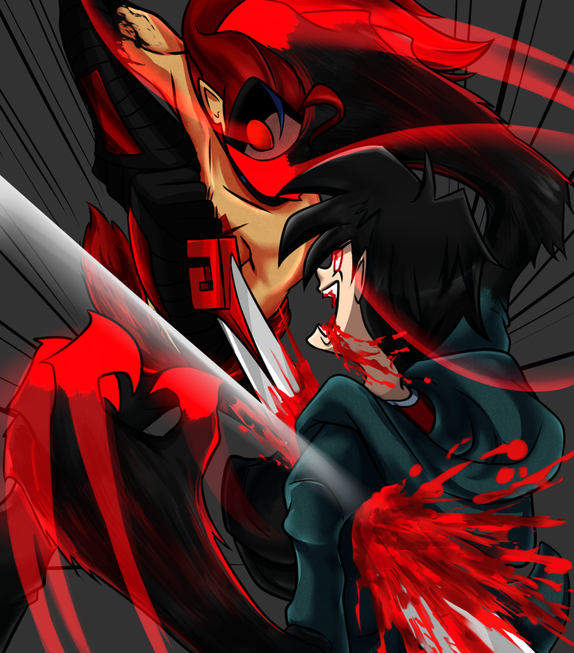 RC9GN: Evil vs Rage by Mgx0