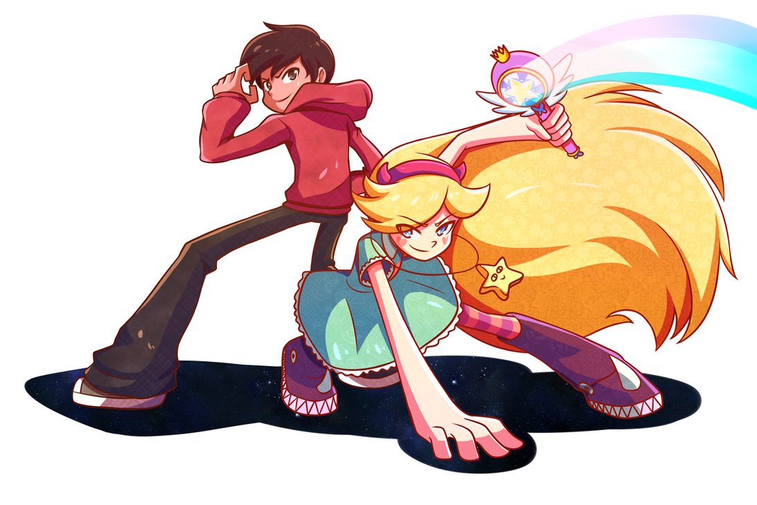 Star Vs. The Forces of Evil by Mgx0 on DeviantArt
