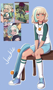 Star Vs. The Forces of Evil: Jackie