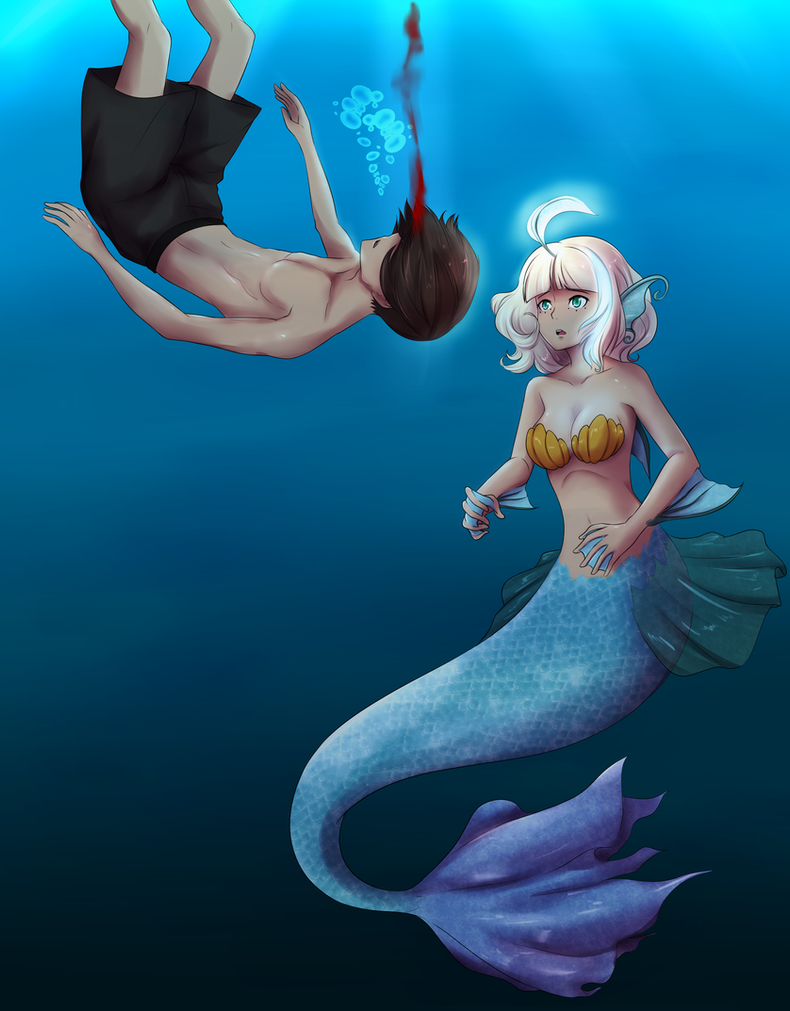 Star vs The Forces of Evil: Mermaid Jackie by Mgx0