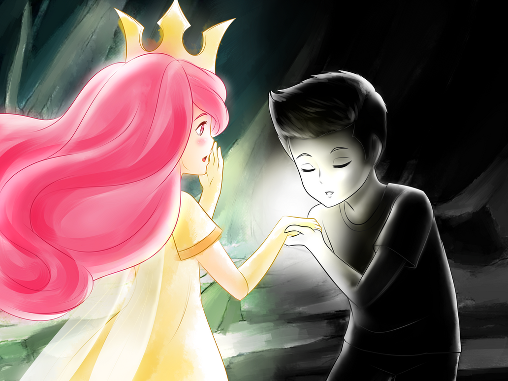 Child of Light Meets Spirit of Darkness by Mgx0