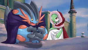 Beauty and the..... Swampert???