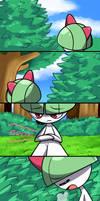 Pokemon - Fateful Encounter Page 5