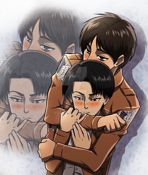 Special Request - ErenxLevi by Mgx0