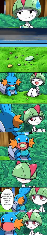 Pokemon - Fateful Encounter Page 7