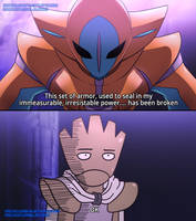 One Punch Mon: Lord Deoxys