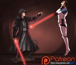 Commission: Star Wars OCs