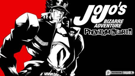 Jojo's Bizarre Adventure: Phantom Hearts by Mgx0