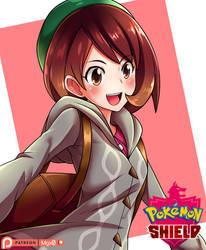 Pokemon Shield by Mgx0