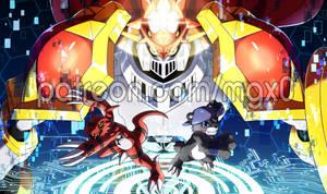 Patreon Reward: Digimon World 3 - DNA Evolution