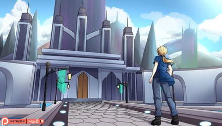 Patreon Reward: Beacon Academy