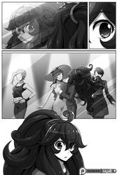 My Girlfriend's a Hex Maniac: Chapter 4 - Page 16