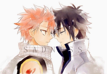 Gray and Natsu by anime4life8 on DeviantArt  Fairy