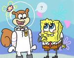 Spongebob?