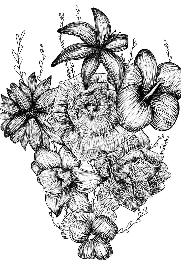 Tat design 5 Detailed by MindfulMystique