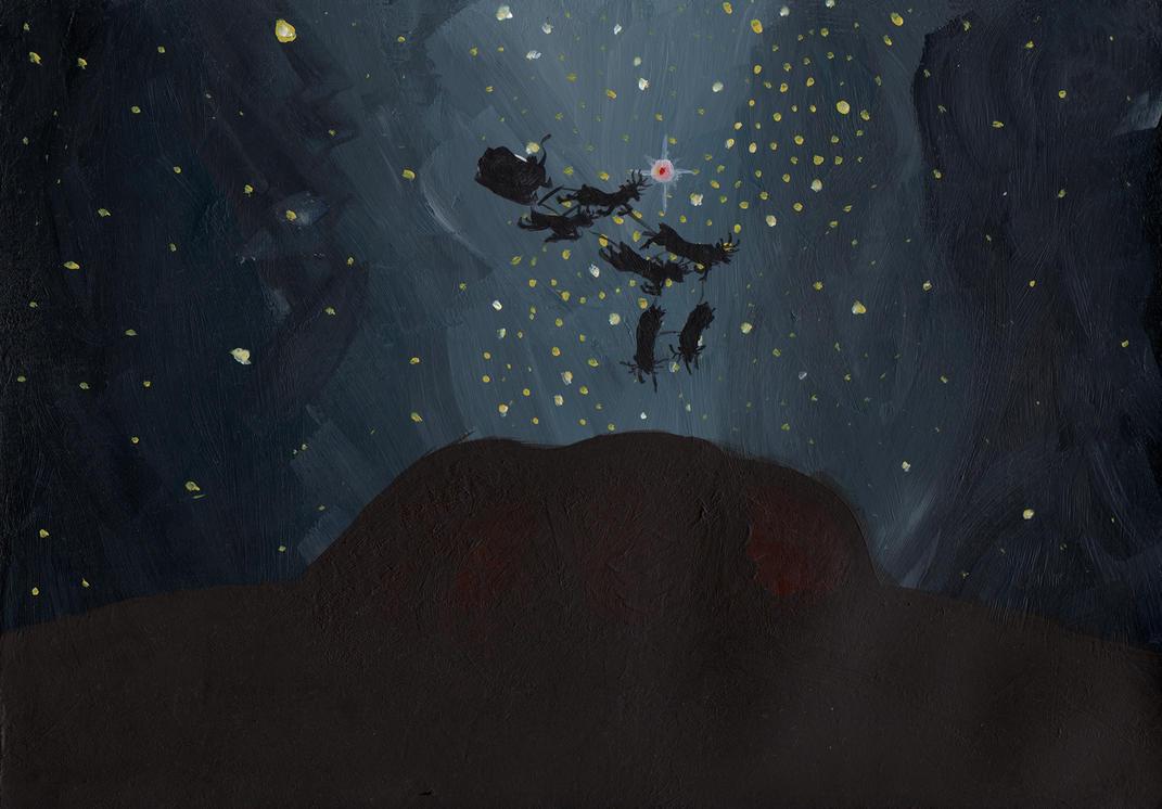Christmas Card by LockedBox