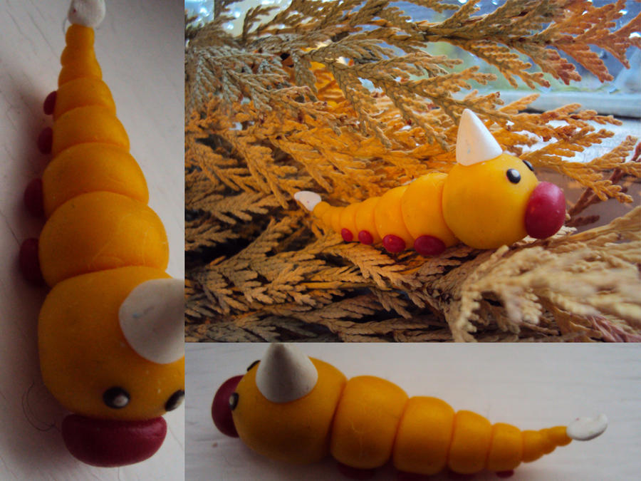 Weedle by chow-marco