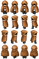 El Troll- Sprite - RPG Maker Character by Nachmonta