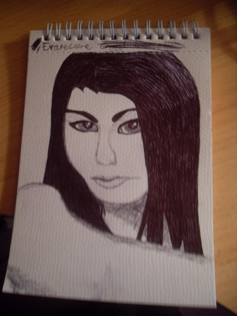 Amy Lee Drawing By J35574 On DeviantART