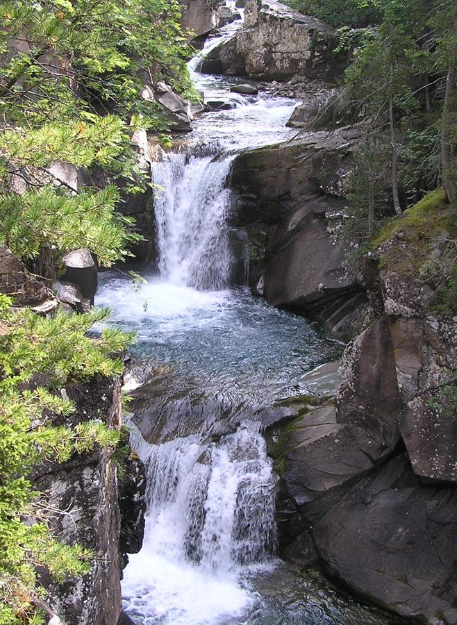 Waterfalls by edelweiss26